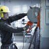 Przecinarka elektryczna ręczna Husqvarna K4000 - Wypożyczalnia Trójmiasto Gdańsk, Gdynia, Sopot