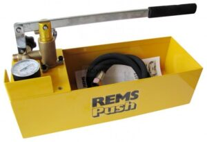 Pompa kontrolna REMS Push - Wypożyczalnia Trójmiasto Gdańsk, Gdynia, Sopot